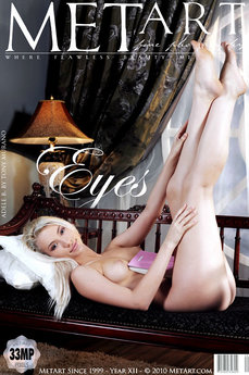 erotic photography gallery Eyes with Adele B