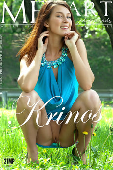 MetArt Kira J Photo Gallery Krinos by Rylsky