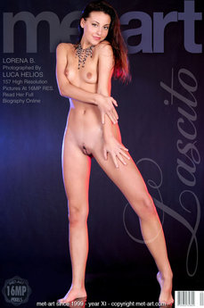 411 MetArt members tagged Lorena B and nude photos gallery Lascito 'stunning'