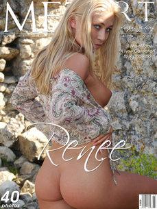 MetArt Renee A Photo Gallery Renee Victor Linderborn