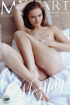 2 MetArt members tagged Cathleen A and naked pictures gallery Mezitay 'shaved pussy'