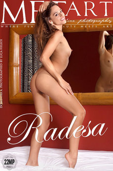 Met Art Radesa nude photos gallery with MetArt model Dominika A