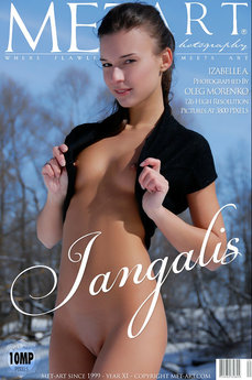 6 MetArt members tagged Izabelle A and nude pictures gallery Iangalis 'snow'