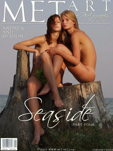 MetArt Gallery Seaside with MetArt Models Andrea C & Katya E