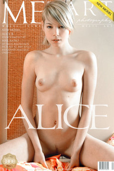 8 MetArt members tagged Alice B and naked pictures gallery Presenting Alice 'nice vulva'