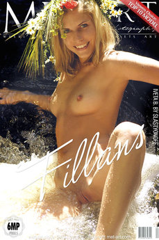 433 MetArt members tagged Iveta B and naked pictures gallery Fillans 'freckles'