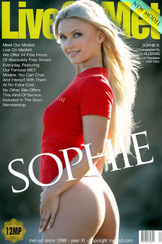 4 MetArt members tagged Sophie B and erotic photos gallery Presenting Sophie 'beautiful all over'