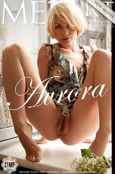 MetArt Gallery Presenting Avrora with MetArt Model Avrora A