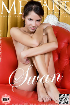 MetArt Gallery Presenting Swan with MetArt Model Swan A