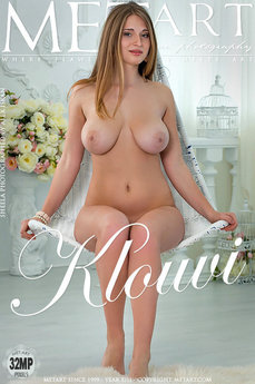 207 MetArt members tagged Sheela A and naked pictures gallery Klouvi 'voluptuous'