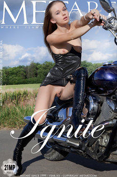 erotic photography gallery Ignite with Milena D