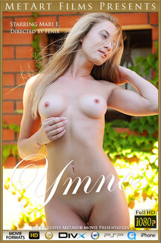 Met Art Ymnos erotic images gallery with MetArt model Mari E
