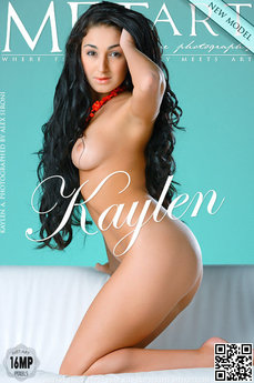 MetArt Gallery Presenting Kaylen with MetArt Model Kaylen A