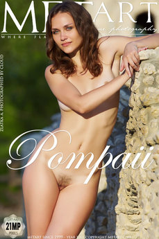 MetArt Zlatka A Photo Gallery Pompau by Cloud