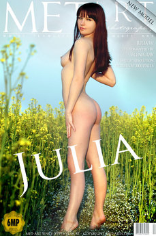 MetArt Julia W Photo Gallery Presenting Julia Elena Ray