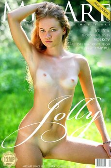 MetArt Gallery Presenting Jolly with MetArt Model Jolly A