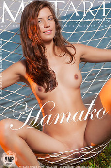 50 MetArt members tagged Amanda C and naked pictures gallery Hamako 'outdoors'