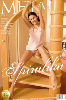 39 MetArt members tagged Gwen A and nude photos gallery Spiralika 'snow'