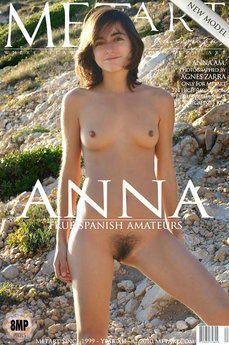 MetArt Anna AM Photo Gallery Presenting Anna Agnes Zarra