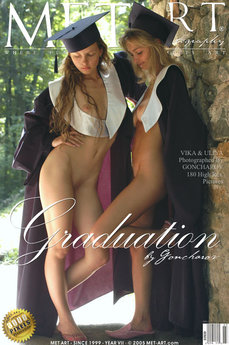MetArt Gallery Graduation with MetArt Models Uliya B & Vika Z