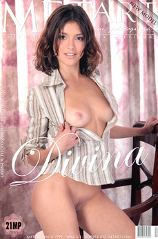 MetArt Gallery Presenting Divina with MetArt Model Divina A