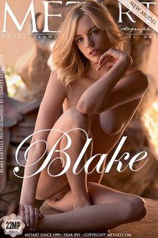 Met Art Presenting Blake Bartelli erotic images gallery with MetArt model Blake Bartelli