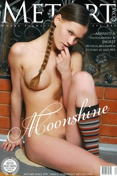 84 MetArt members tagged Ashanti A and erotic images gallery Moonshine 'fantastic nipples'