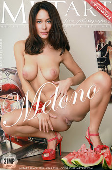 21 MetArt members tagged Mila M and erotic photos gallery Melono 'firm breasts'