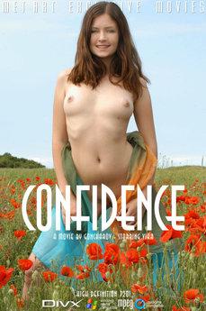 MetArt Vika AF in Confidence