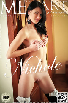 MetArt Gallery Presenting Nichole with MetArt Model Nichole A