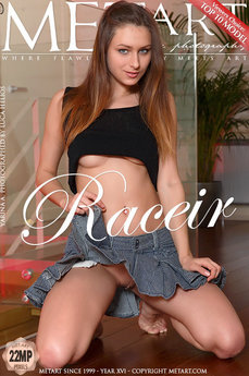 Met Art Raceir nude pictures gallery with MetArt model Yarina A