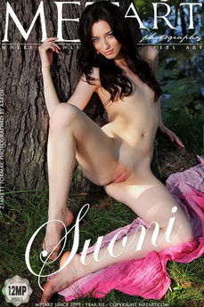 86 MetArt members tagged Zsanett Tormay and naked pictures gallery Suoni 'beautiful blue eyes'