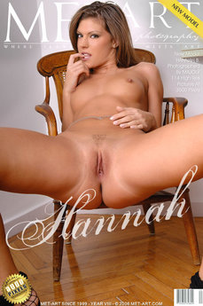 MetArt Hannah B Photo Gallery Presenting Hannah Majoly
