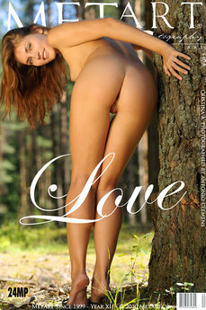 MetArt Gallery Love with MetArt Model Cristina A