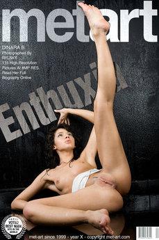 MetArt Dinara B Photo Gallery Enthuxia Rylsky