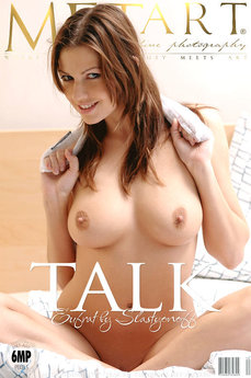 MetArt Eufrat A in Talk