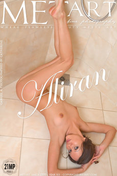 52 MetArt members tagged Gabriel A and nude pictures gallery Aliran 'pretty face'