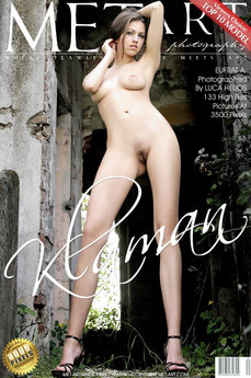 MetArt Gallery Klaman The Movie with MetArt Model Eufrat A