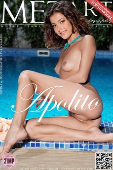 20 MetArt members tagged Divina A and nude pictures gallery Apolito 'skinny'