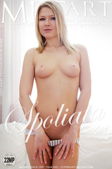 Met Art Spoliata erotic images gallery with MetArt model Lucy Heart