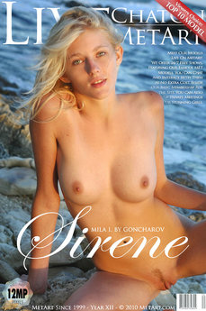  erotic photography gallery Sirene with Mila I
