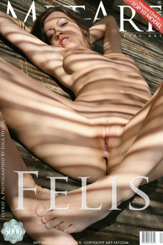erotic photography gallery Felis with Eufrat A