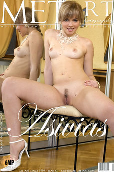 123 MetArt members tagged Samantha B and nude photos gallery Asivias 'pretty eyes'