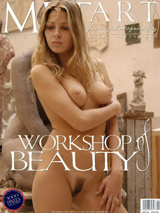MetArt Gallery Workshop Of Beauty with MetArt Model Inna A