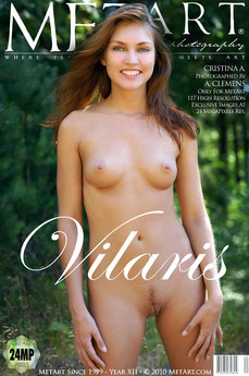 MetArt Gallery Vilaris with MetArt Model Cristina A