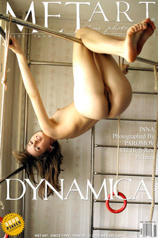 28 MetArt members tagged Inna C and erotic images gallery Dynamica 'snow'