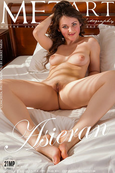 34 MetArt members tagged Conchita and naked pictures gallery Asieran 'gorgeous breasts'