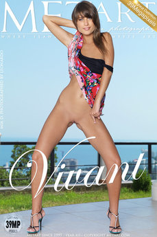 133 MetArt members tagged Mia D and erotic photos gallery Vivant 'hairy arms'