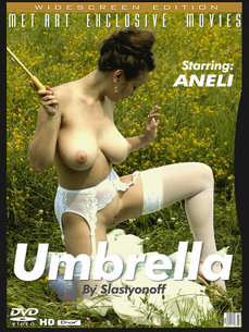 MetArt Gallery Umbrella with MetArt Model Aneli A