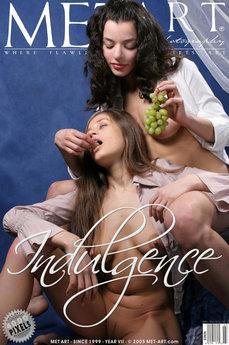 MetArt Serena D & Vika L in Indulgence